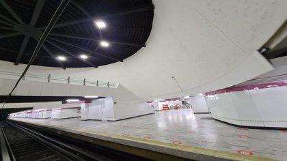 Las estaciones han sido energizadas (Foto: Twitter@MetroCDMX)