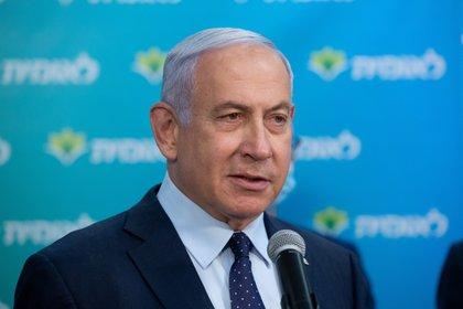 El primer ministro de Israel, Benjamin Netanyahu (REUTERS)