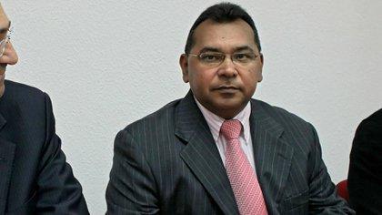 El ministro del Interior de Venezuela, Néstor Reverol Torres
