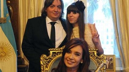 Florencia y Máximo Kirchner también fueron citados a indagatoria