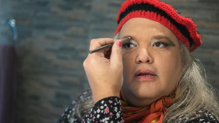 """Cuando salió de la """"cadena perpetua"""" pudo definir su orientación sexual. Luego, su identidad de género"""