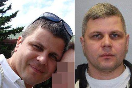 Ivan Osipov, otro de los presuntos asesinos (VK/foto de pasaporte/Bellingcat)