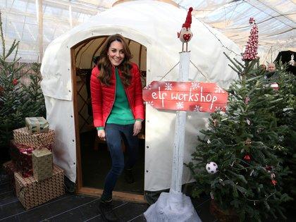 Kate Middleton será la nueva mecenas real de Family Action. El Palacio de Kensington anunció hoy en un comunicado que la reina está traspasando el patrocinio después de 65 años