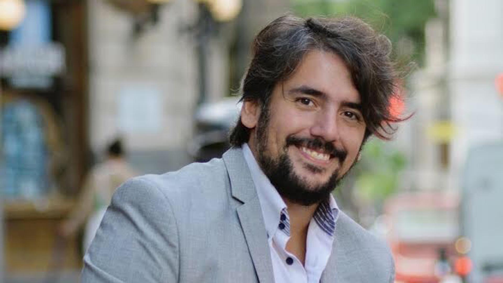 Juan Pablo Bertazza (Florencia López)