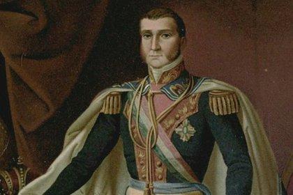Agustín de Iturbide fue un militar sobresaliente durante la Guerra de Independencia (Foto: Casaimperial.org).