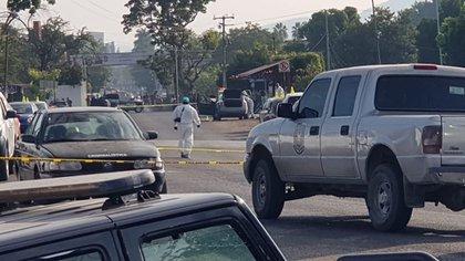 Desconocidos habrían atacado a Suayfeta Méndez al lanzarle bombas molotov (Foto: Facebook/Narco Morelos Zona Sur)