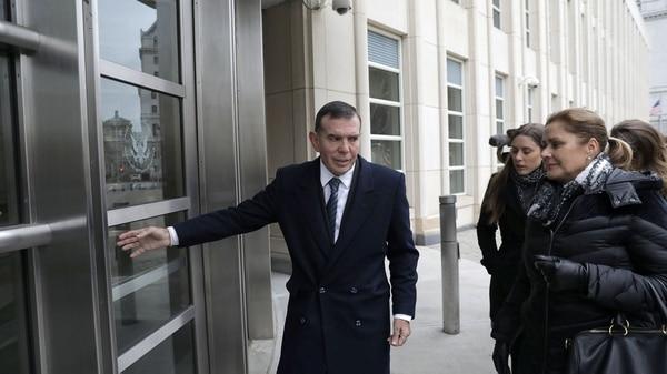 Napout en una corte de Brooklyn (Reuters)