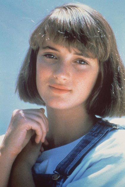 Winona Ryder en sus comienzos (Foto: Shutterstock)