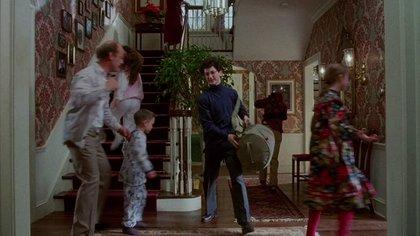 La mansión familiar que muestra la película fue valuada en 2.4 millones de dólares.