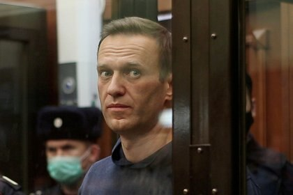 El opositor ruso Alexei Navalny. Press service of Simonovsky District Court/Handout via REUTERS