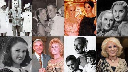 En el día de su cumpleaños, 91 fotos de la vida de Mirtha Legrand