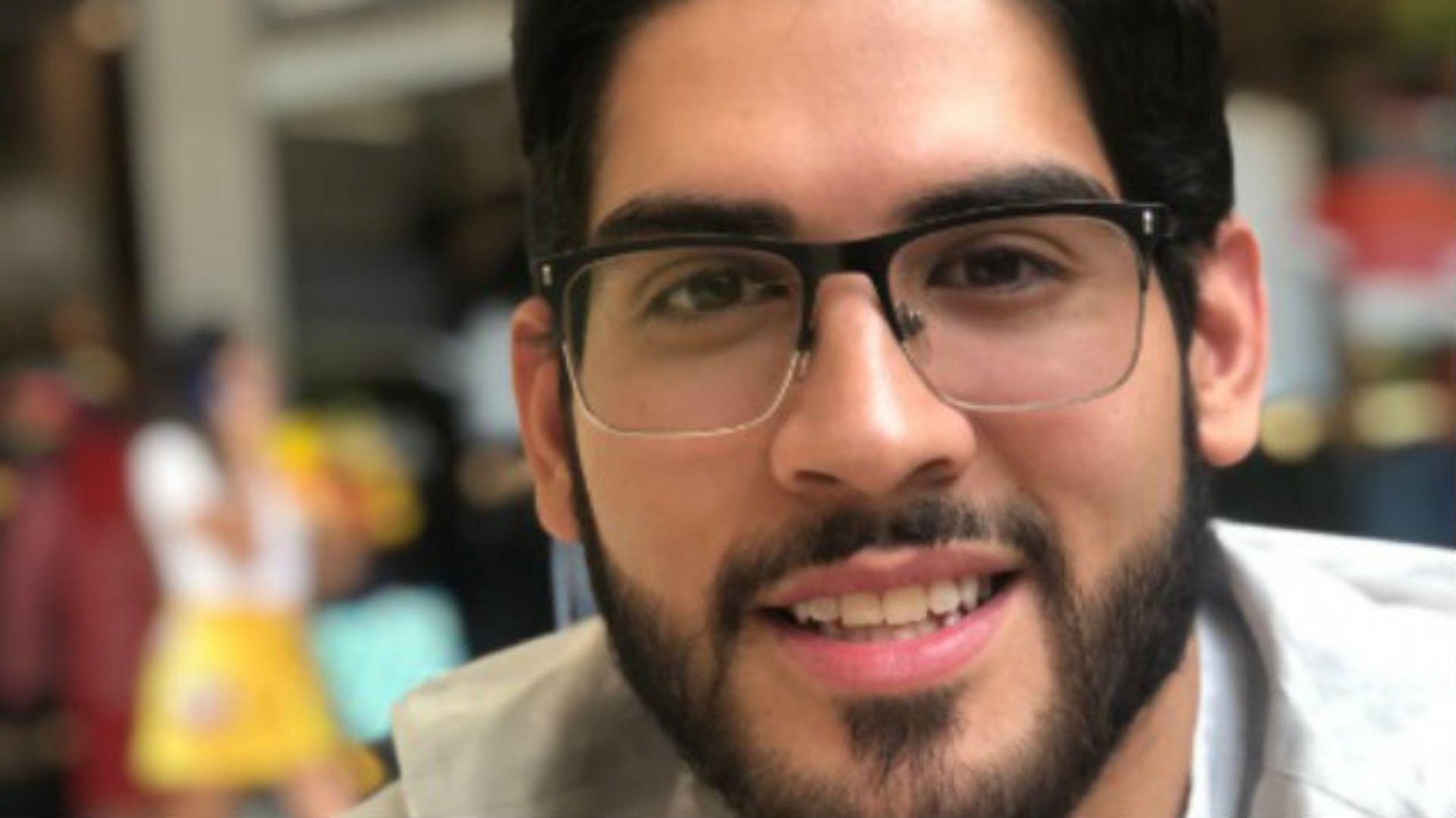 Norberto tenía 22 años y estudiaba mercadotecnia (Foto: @Jennifer7720r)