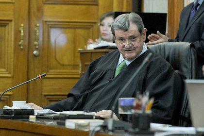 Falleció Sergio Salvador Aguirre Anguiano, ministro en retiro de la Suprema Corte de Justicia de la Nación (Foto: Cuartoscuro)