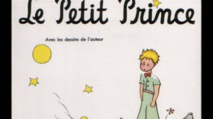 Le Petit Prince, el libro escrito e ilustrado por Antoine de Saint-Exupéry