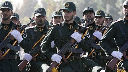 La Guardia Revolucionaria, el cuerpo de élite del ejército de Irán