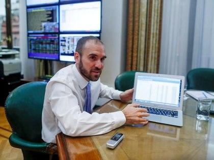 El ministro de Economía, Martín Guzmán, defendió su plan y reiteró que no habrá devaluación
