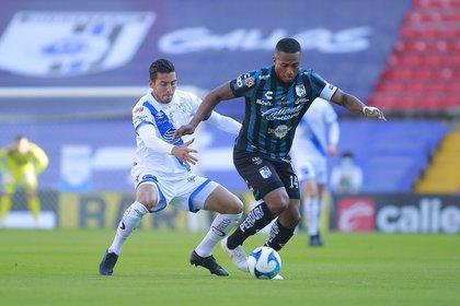 (Foto: Cortesía/ Club Puebla Cesar Gomez/ JAM MEDIA)