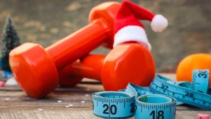 El ejercicio físico no da resultado si se realiza solamente los dias previos para poder 'comer más' y hacerlo sin culpa (Getty)