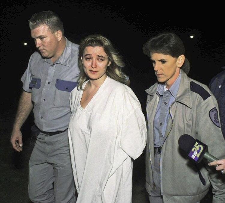 Darlie Routier fue sentenciada a la pena de muerte por inyección letal (AP Photo/Ron Heflin)