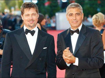 Junto a Brad Pitt entregaron medio millón de dólares al Programa Mundial de Alimentos de la ONU (Crédito: Reuters)