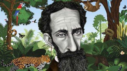 Horacio Quiroga, el hombre que vivió el salvajismo selvático en su propia vida