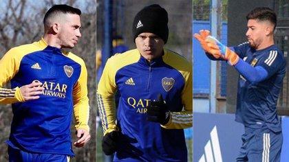 Boca anunció que tres jugadores tienen coronavirus