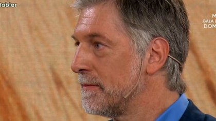 """Horacio Cabak habló en PH de las acusaciones, la crisis y el escándalo: """"Me sorprendió la reacción de mi mujer"""""""