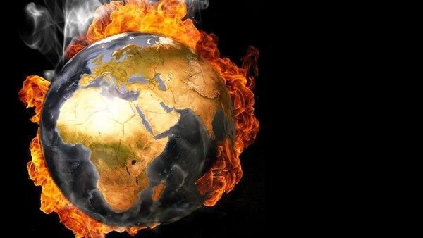 Las temperaturas de la Tierra en el 2017 (sin el fenómeno de El Niño) aumentaron notablemetnte (iStock)