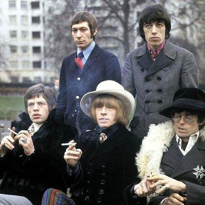 Rolling Stones. Londres, 1967: el año de su primer gran escándalo
