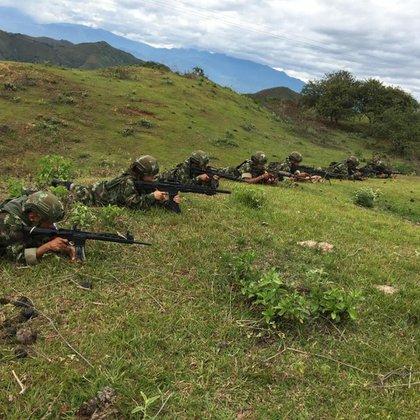 Frente Carlos Patiño, disidencia de FARC, afirmaron que seguirán enfrentando a la Segunda Marquetalia, grupo comandado por Iván Márquez y Jesús Santrich.