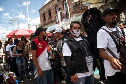 """Un bando es el de """"El Chila"""", quien opera en el barrio de Tepito. El otro, el de """"El Chori"""", opera en el Centro Histórico (Foto: Cuartoscuro)"""