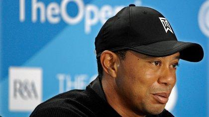 El golfista estadounidense Tiger Woods. EFE/EPA/GERRY PENNY