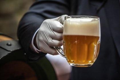 Este año monjes trapenses sorprenden a Bélgica con su primera cerveza del siglo XXI. EFE/EPA/MARTIN DIVISEK/Archivo.