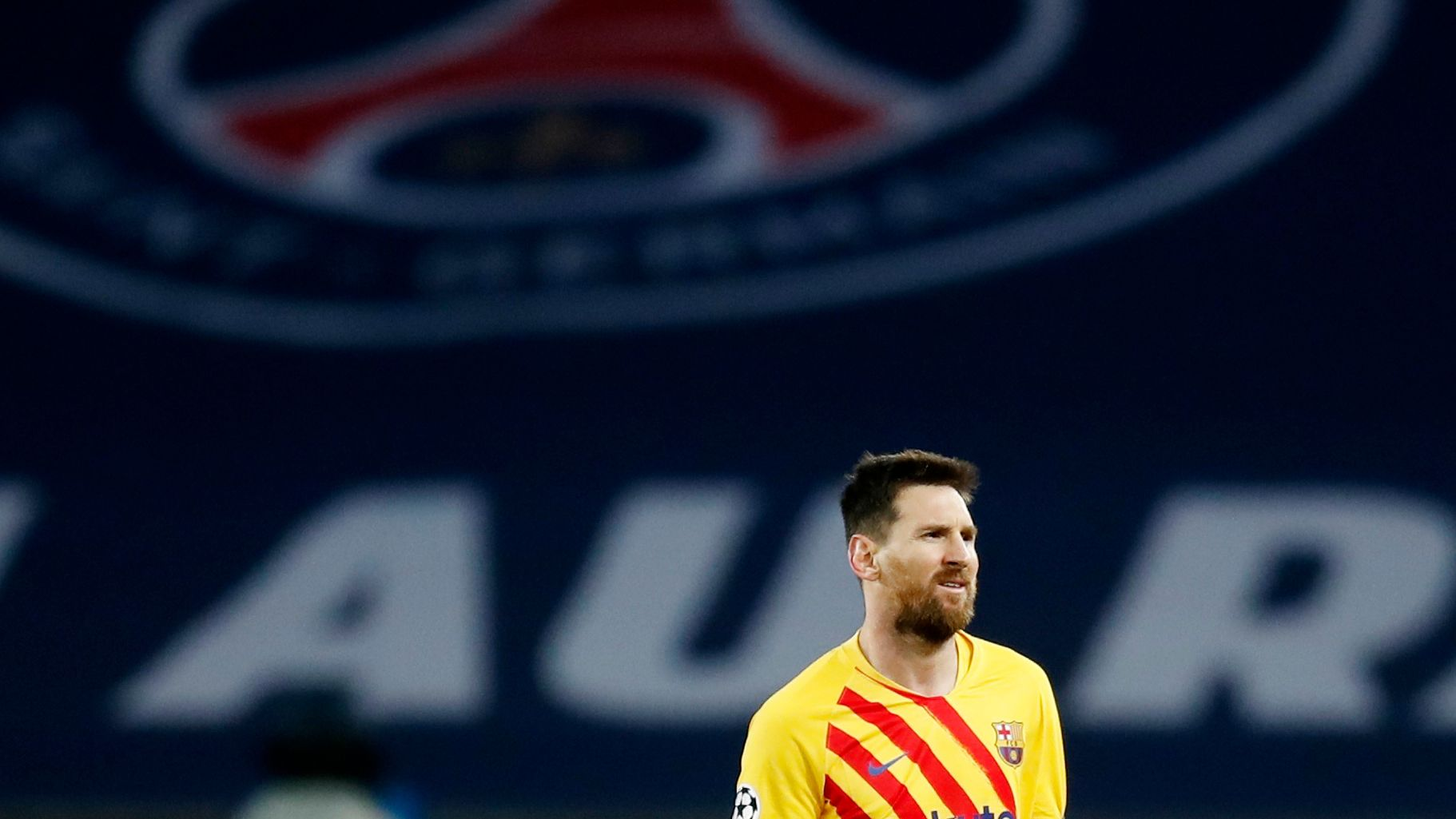 Messi ahora elegirá entre dos opciones potables: el PSG o el Manchester City (REUTERS/Gonzalo Fuentes)