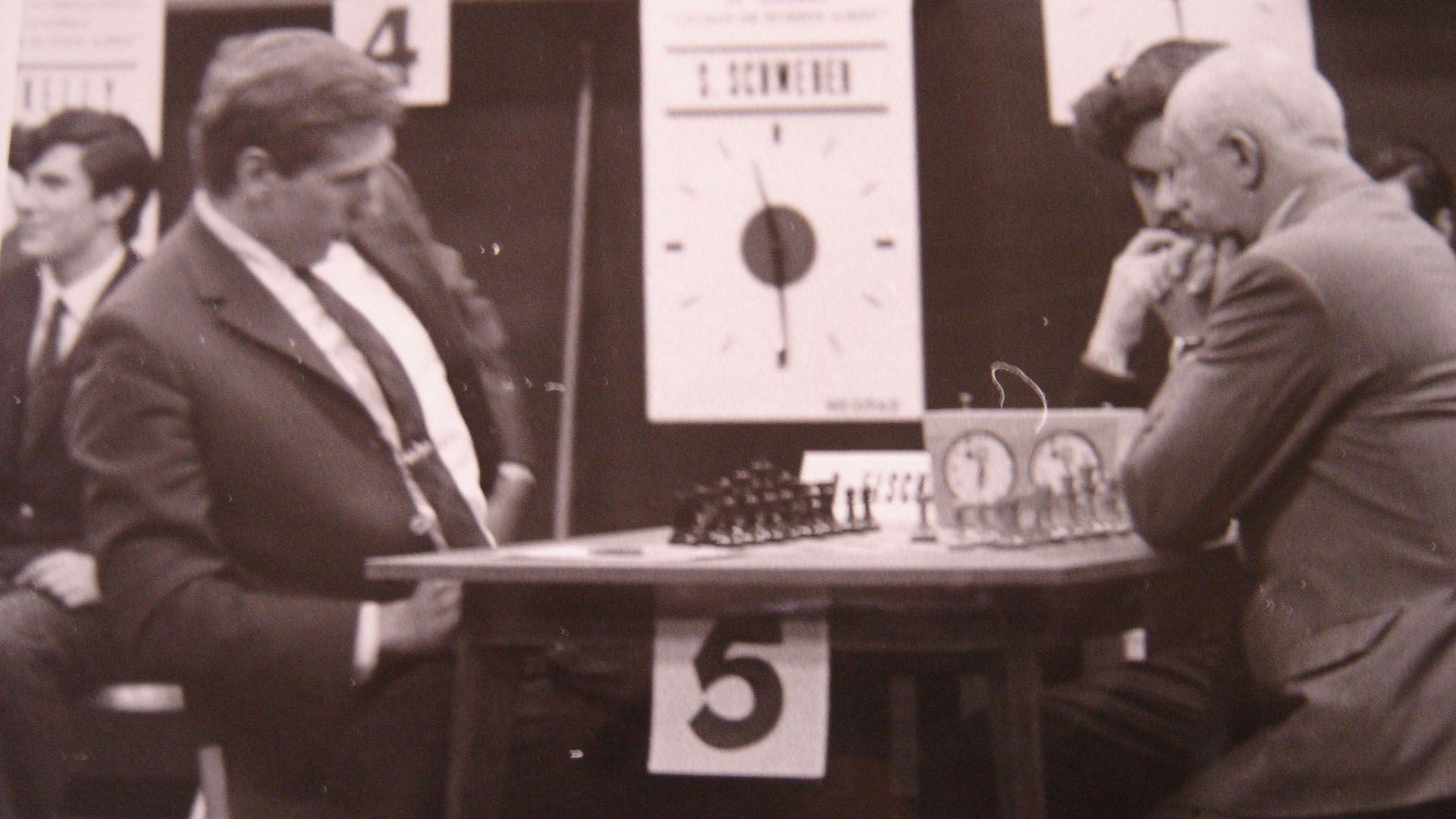 Bobby Fischer Ajedrez