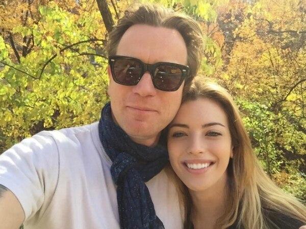 McGregor y su hija Clara. Foto: Instagram