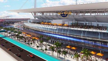 Oficial: Miami albergará un Gran Premio de Fórmula 1 a partir del 2022 por primera vez en su historia