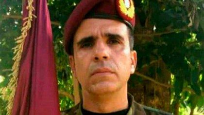 El general Sergio Negrín Alvarado