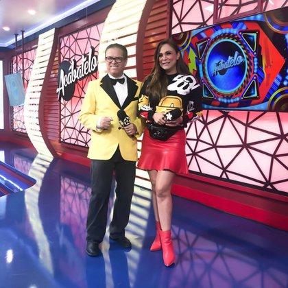 Mario Bezares y su esposa Brenda (Instagram)