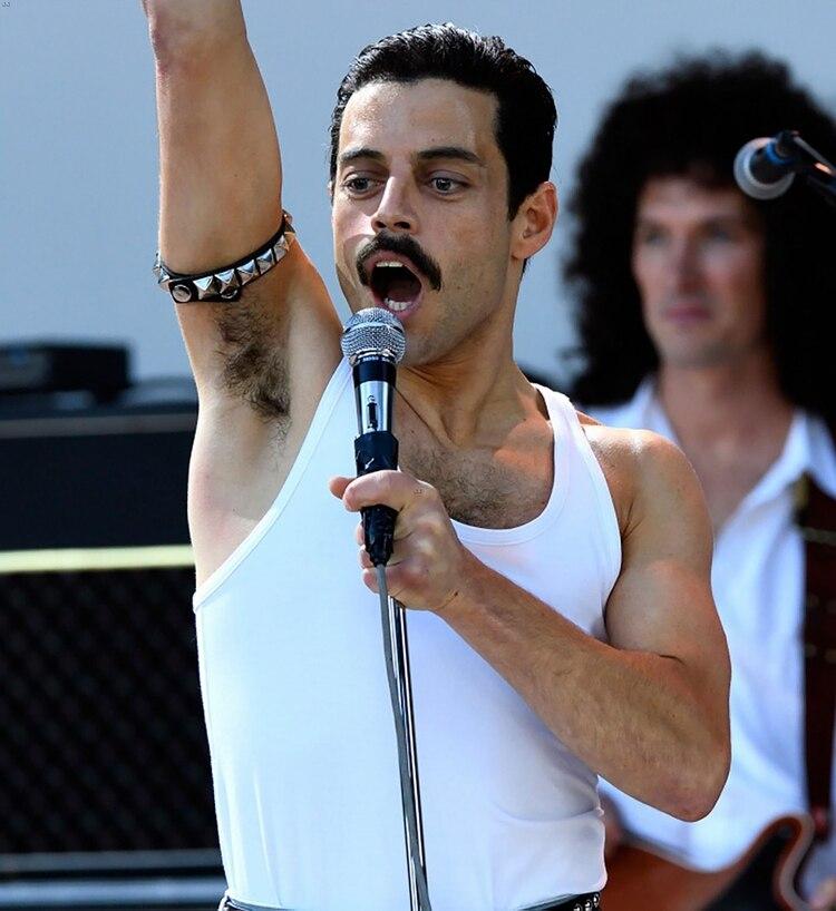 """Malek es el favorito como Mejor actor por supapale de Freddie Mercury en """"Bohemian Rhapsody"""""""