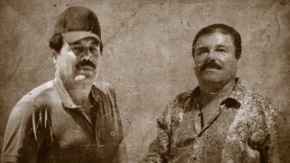 El Mayo y El Chapo heredaron a sus hijos su rivalidad (Foto: Steve Allen)