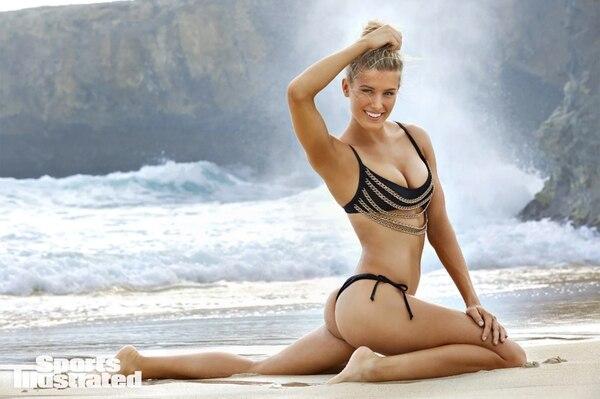 El US Open alegó que Eugenie Bouchard no parecía sufrir por su constate exposición en los medios y en las redes sociales (Sports Illustrated)