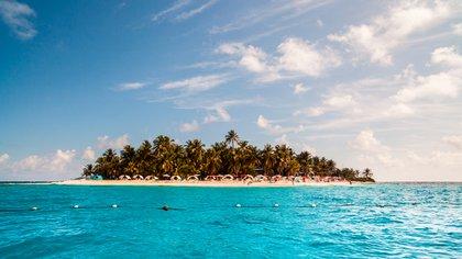 San Andrés, isla perteneciente al territorio colombiano