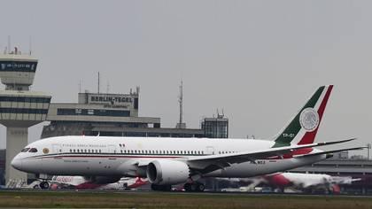 El avión presidencial mexicano será alquilado o vendido (AFP)