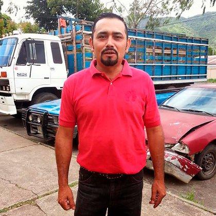 Oliver Montenegro fue asesinado el 23 de enero de 2019, mientras trabajaba en su finca, en la montaña de Kilambé, Jinotega. (Cortesía)