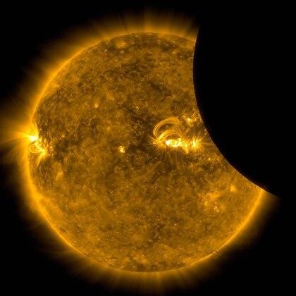 El evento astronómico ocurre cada 18 meses