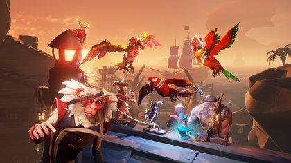 El jugador podrá recorrer un amplio mundo lleno de islas
