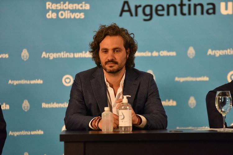 El jefe de gabinete, Santiago Cafiero, manejará datos de la AFIP y la Anses