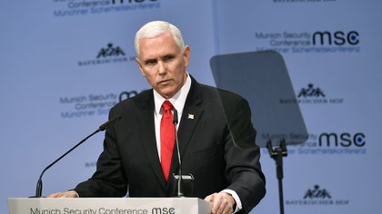Mike Pence (AFP)