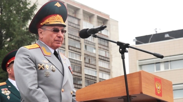 Nikolai Fedorovich Tkachev